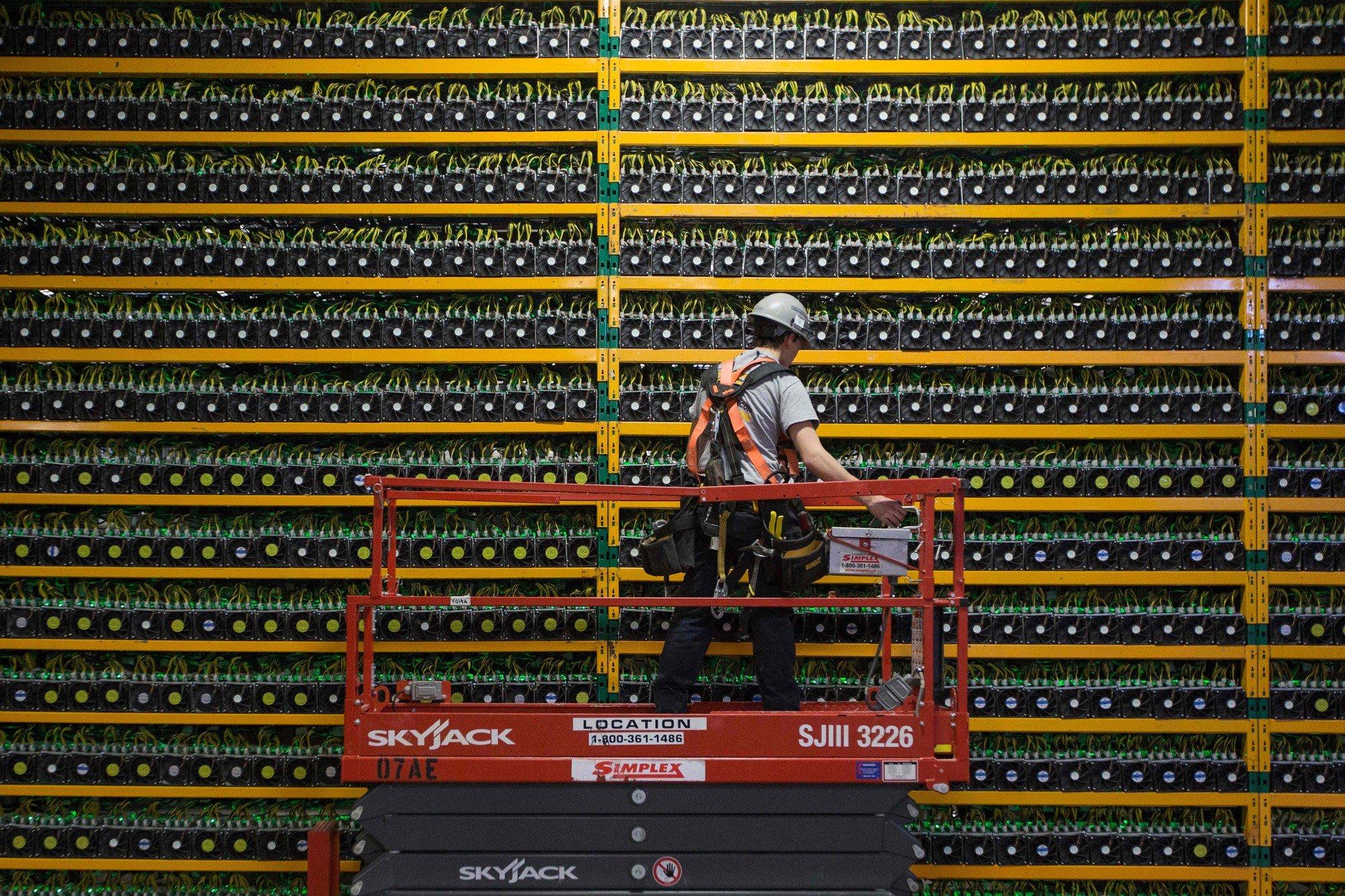 Bitcoin Mining Giant Canaan Raises 'Hundreds of Millions of Dollars'