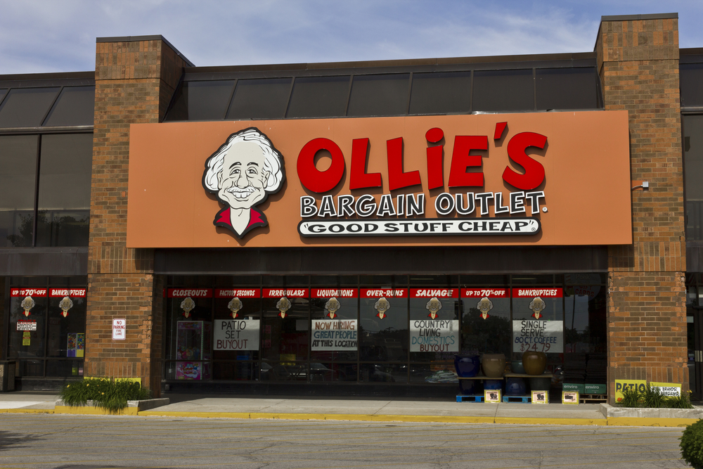 Ollie's Delivers Solid Q1 Earnings; Shares Pop 9%