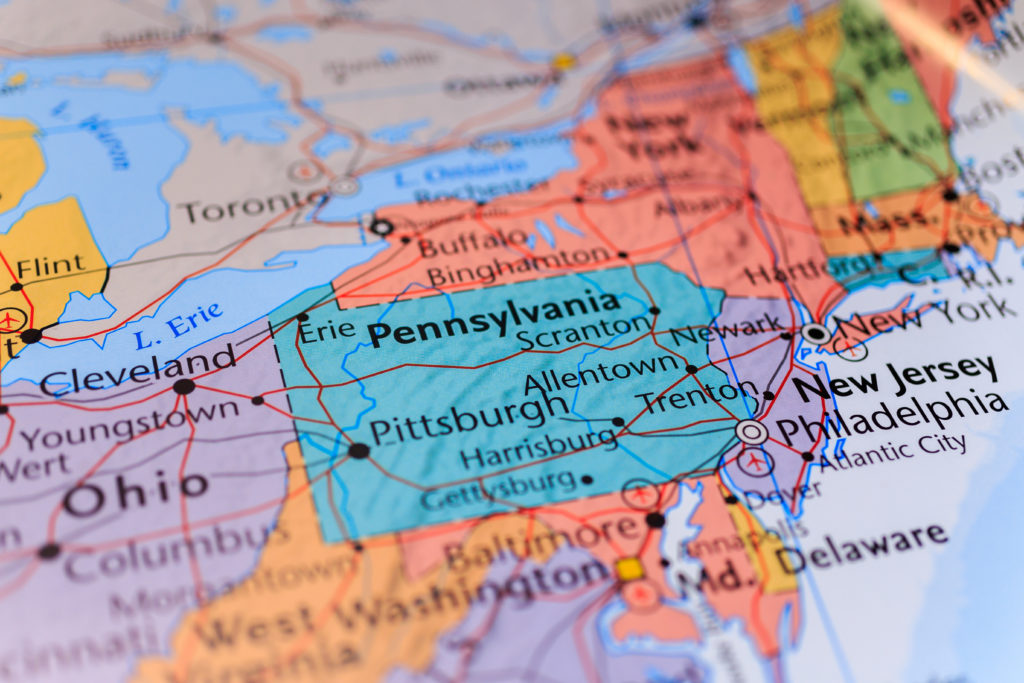 Werner Opens New Terminal in Pennsylvania