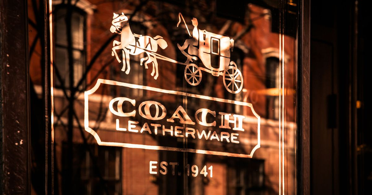 Coach and GQ China Arm to Launch NFTs on Ethereum — CoinDesk